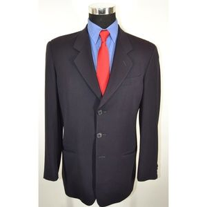 Giorgio Armani 39S Sport Coat Blazer Suit Jacket N